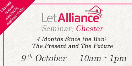 Let Alliance Seminar: Chester tickets