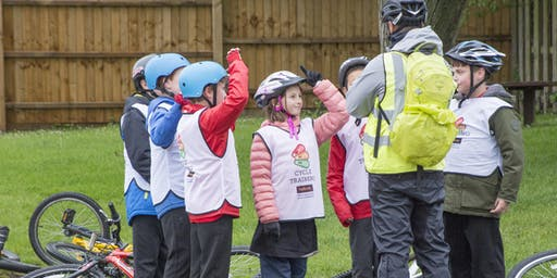 Bikeability taster sessions ( 8 and 9 year olds)