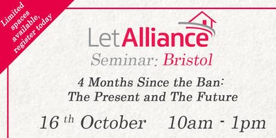 Let Alliance Seminar: Bristol