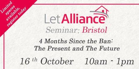 Let Alliance Seminar: Bristol tickets