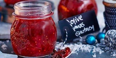 Little Strawberries Cookery School: Half Term Chutney Making