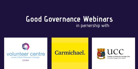 Good Governance: Working effectively, and being accountable and transparent tickets