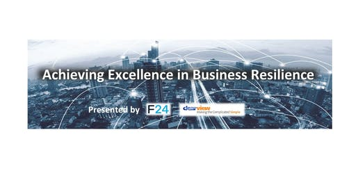 Achieving Excellence in Business Resilience - Dubai