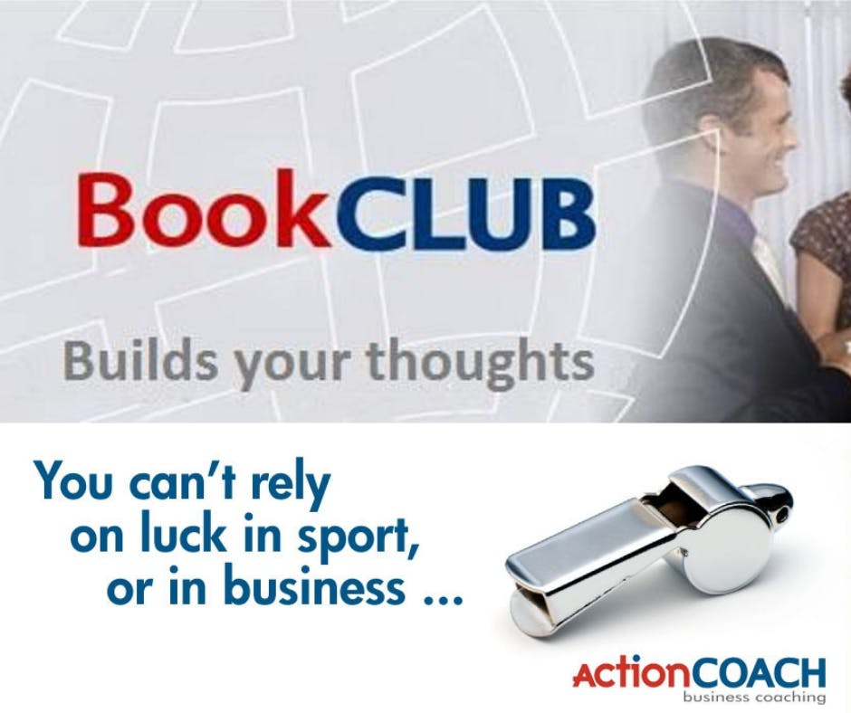 BookCLUB: Top Business Book 2/10