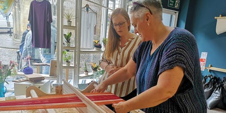 Weave a Scarf with The Dunmore Weaver tickets
