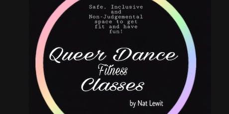 Queer Dance Fitness Class tickets