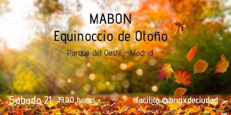 Mabon - Celebración del equinoccio de otoño entradas