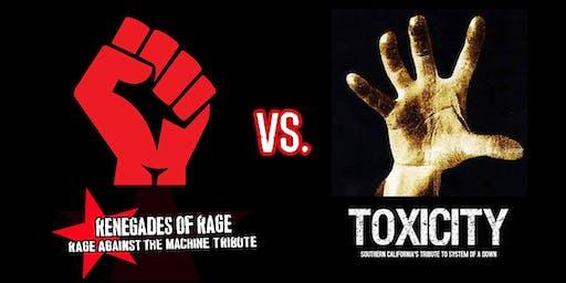 R.A.T.M vs. S.O.A.D