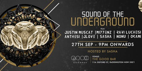 The Plan B - Launch Party - Sound of the Underground tickets