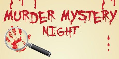 Murder Mystery Dining Norwich tickets