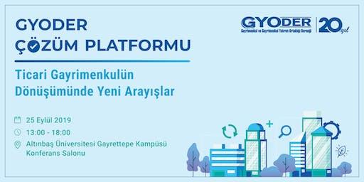 GYODER Çözüm Platformu