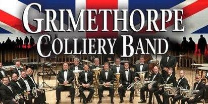 The Grimethorpe Colliery Band at Beverley Minster