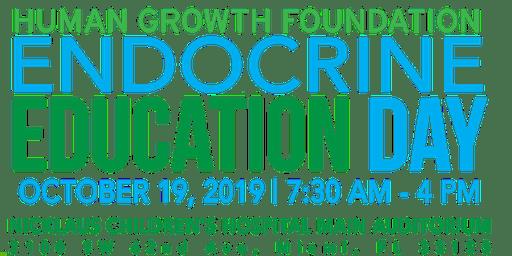 Human Growth Foundation Endocrine Education Day: Miami