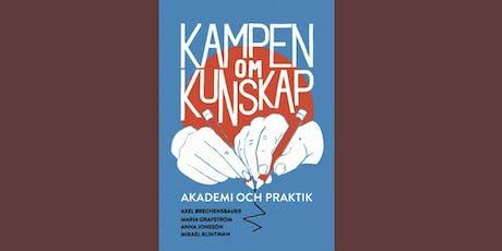 Boksläpp vid Score: Kampen om kunskap - Akademi och praktik  biljetter