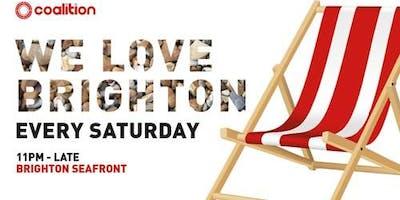 We Love Brighton Freshers!