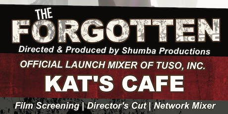 """The Forgotten"" Directed & Produced by Shumba Productions tickets"