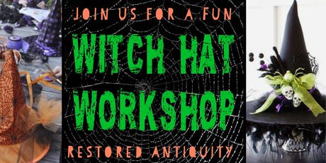 Witch Hat Workshop tickets