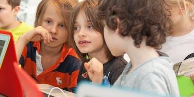 Kostenloser Aktionsnachmittag: Programmieren mit Scratch