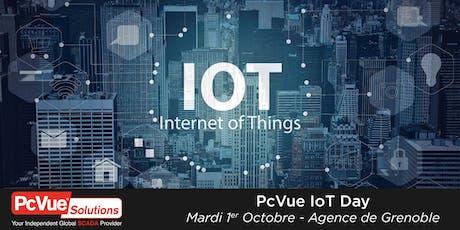 PcVue IoT Day billets