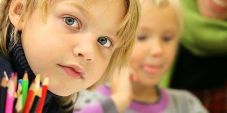Neurowetenschappen voor professionals die werken met kinderen tickets