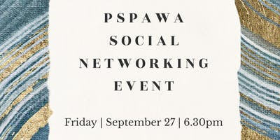 PSPAWA Social Networking Event