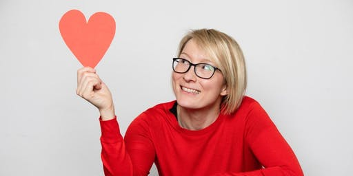 Laura Mucha talk - Award winning author of Love Factually: The Science of Who, How & Why We Love
