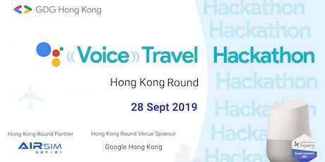 The 1st  Global Voice & Travel Hackathon -  Hong Kong Round tickets