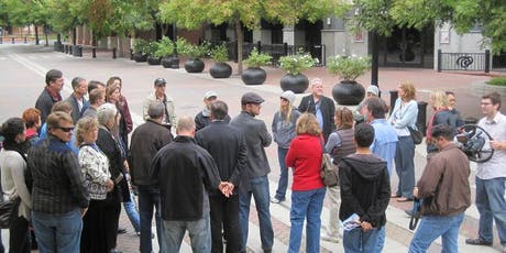 MADWEEK Guided Tour: Downtown Modesto Architecture tickets