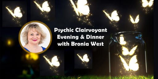 PSYCHIC CLAIRVOYANT EVENING AND 3 COURSE DINNER