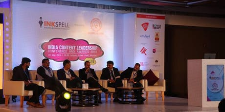 India Content Leadership Awards & Conference tickets