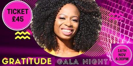 GRATITUDE GALA NIGHT 2019 tickets