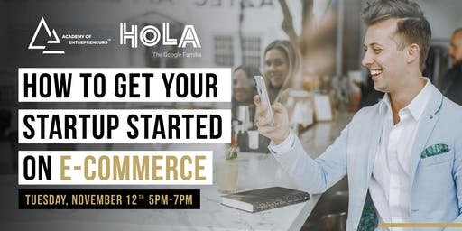 How to Get Your Startup Started on E-commerce