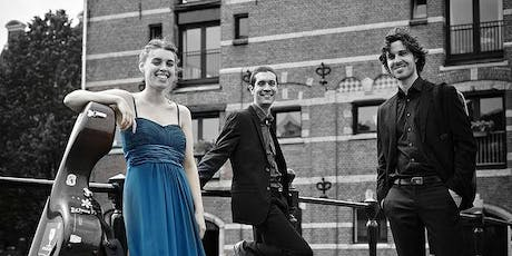 Nostalgic Tales with Trio Rodin - Piano trio from Spain tickets