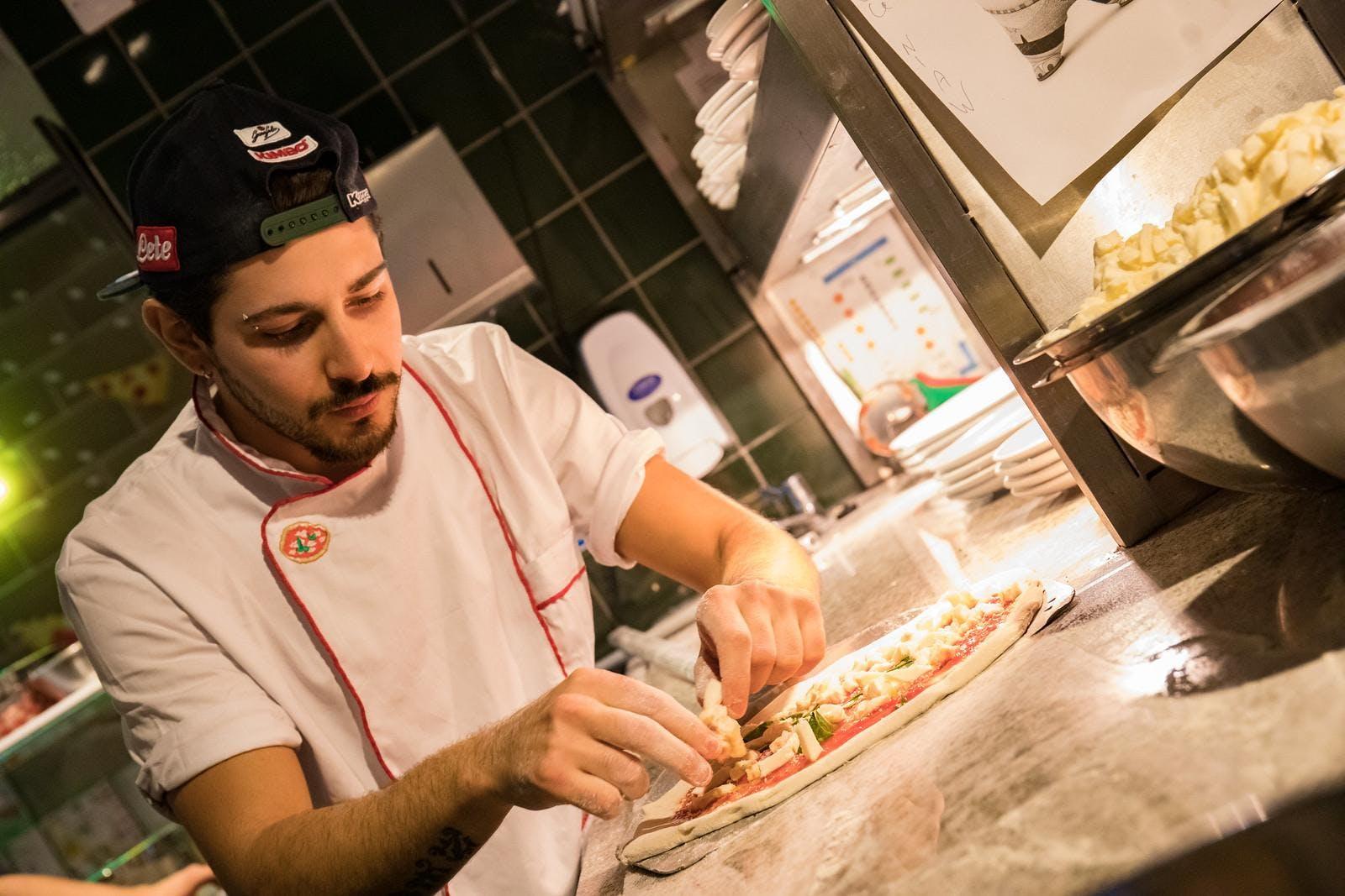 Pizza Taster Masterclasses with Pizza Pilgrims