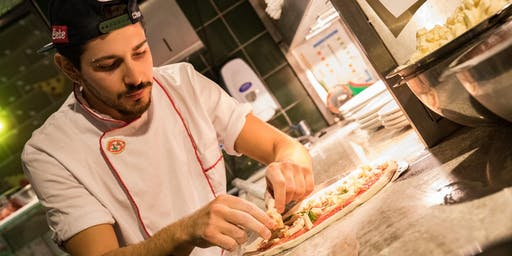 Pizza Taster Masterclasses with Pizza Pilgrims