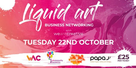 WAC's Canvas Business Networking at Papa J's  tickets