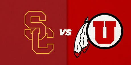 USC vs Utah 2019 Football Game Watch in Singapore tickets