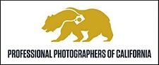Professional Photographers of California, Inc. logo