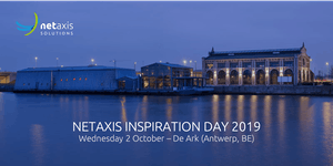 Netaxis Inspiration Day 2019
