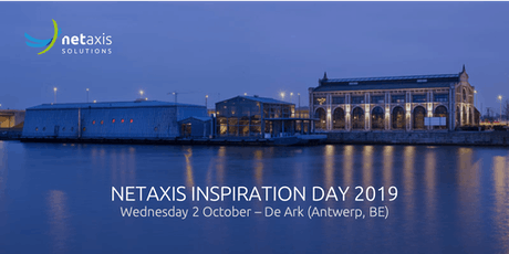 Netaxis Inspiration Day 2019 billets