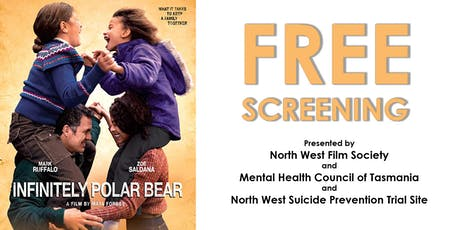 Mental Health Week Movie: Infinitely Polar Bear tickets