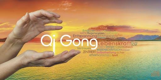 Less Stress, Qigong-Workshop für Einsteiger