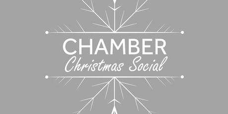 Chamber Christmas Social tickets