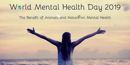 World Mental Health Day: The Benefit of Animals and Nature on Mental Health