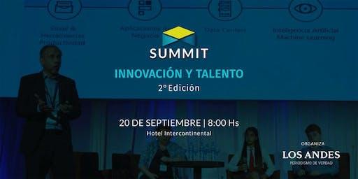 Summit Los Andes - Innovación y Talento