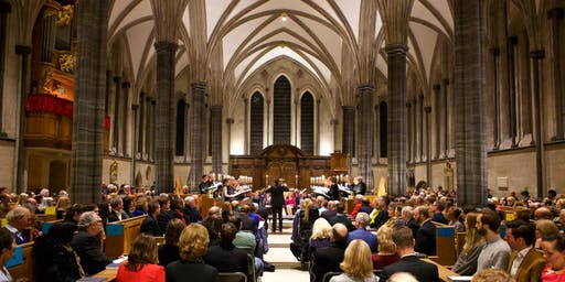 Celebrate Christmas with Carols at Temple Church