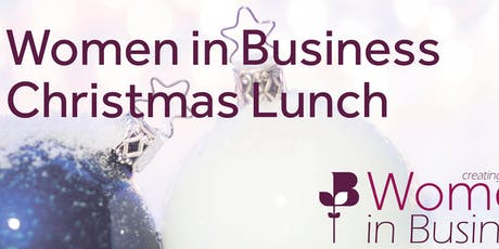 Women in Business Christmas Lunch tickets