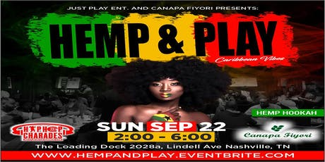 HEMP  & PLAY tickets