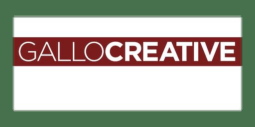 MADWEEK Open Studio & Crash Course: GALLO CREATIVE