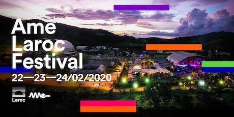Cadastro -  Ame Laroc Festival 2020 ingressos